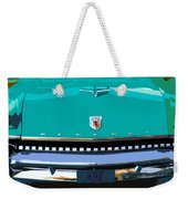 Mercury In Green Weekender Tote Bag