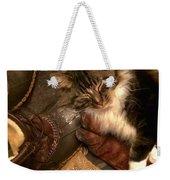 Merlin A True Mainer Weekender Tote Bag