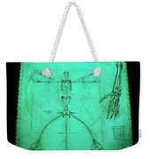 Mermaid Anatomia Weekender Tote Bag