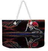 Mermaid Daydream  Weekender Tote Bag