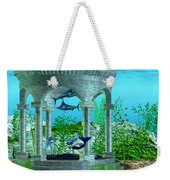 Mermaid Home Weekender Tote Bag