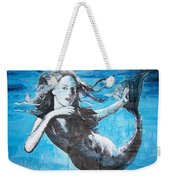 Mermaid Life Weekender Tote Bag