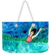 Mermaid Metamorphosis Weekender Tote Bag