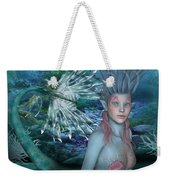 Mermaid Of The Deep Sea 2 Weekender Tote Bag