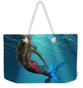Mermaid Of The Ocean Weekender Tote Bag