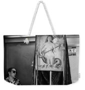 Mermaid Venus Weekender Tote Bag
