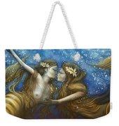 Mermaids Weekender Tote Bag