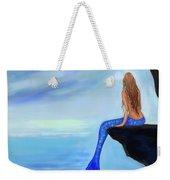 Mermaids Lovely Oasis Weekender Tote Bag
