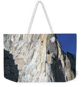 Merriam Peak, Sierra Nevada, August 2016 Weekender Tote Bag
