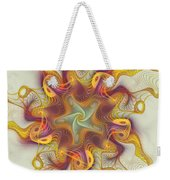 Merriment Of Color Weekender Tote Bag