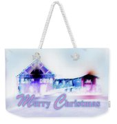 Merry Christmas #181 Weekender Tote Bag