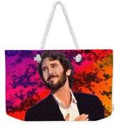 Merry Christmas Josh Groban Weekender Tote Bag