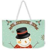 Merry Christmas-jp2766 Weekender Tote Bag