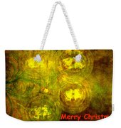 Merry Christmas To You Too Weekender Tote Bag