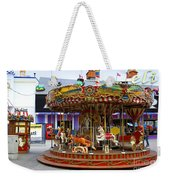 Merry-go-round At The Prater Weekender Tote Bag