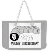 Merry Wednesday Weekender Tote Bag