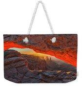Mesa Arch Sunrises Glow Weekender Tote Bag
