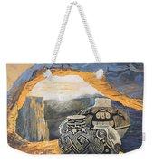 Mesa Arch Magic Weekender Tote Bag