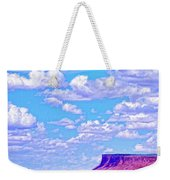 Mesa At Vermilion Cliffs Weekender Tote Bag