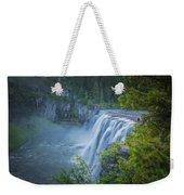 Mesa Falls - Yellowstone Weekender Tote Bag
