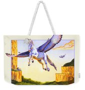 Mesa Pegasus Weekender Tote Bag