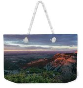 Mesa Verde Soft Light Weekender Tote Bag