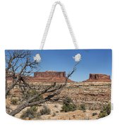 Mesas Near Moab Weekender Tote Bag