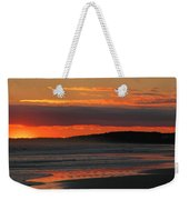 Mesmerize Me Sunset Weekender Tote Bag