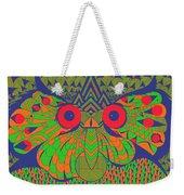 Mesmerizing Owl Weekender Tote Bag