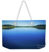 Mesmerizing Ripples Weekender Tote Bag