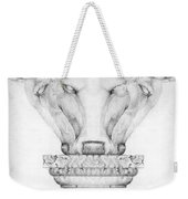 Mesopotamian Capital Weekender Tote Bag