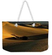 Mesquite Flat Sand Dunes Weekender Tote Bag