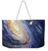 Messier 66 Weekender Tote Bag