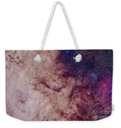 Messier 7 And Messier 6 Star Clusters Weekender Tote Bag