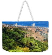 Messina Strait - Italy Weekender Tote Bag