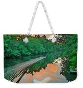 Messing About In Boats Weekender Tote Bag