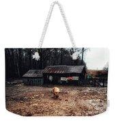 Messy Pig Farm Lot Weekender Tote Bag