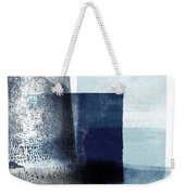 Mestro 4- Abstract Art By Linda Woods Weekender Tote Bag