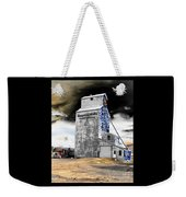 Metal Barn Weekender Tote Bag