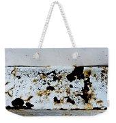 Metal Horizon Weekender Tote Bag