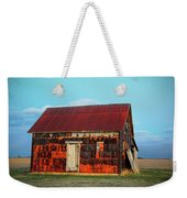 Metal House Weekender Tote Bag