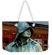 Metal Sailor Weekender Tote Bag