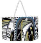 Metalic 1 Pimped Weekender Tote Bag