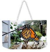 Metamorphosis Of The Monarch Weekender Tote Bag