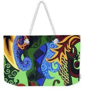 Metaphysical Fauna Weekender Tote Bag