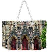 Methodist Church - Baltimore Weekender Tote Bag