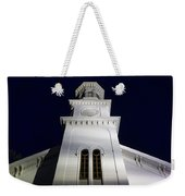 Methodist Steeple Weekender Tote Bag