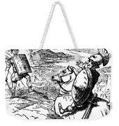 Metius Aggravating Titus Manlius Weekender Tote Bag