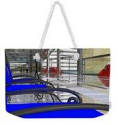 Metro West Station Weekender Tote Bag