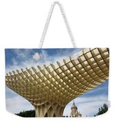 Metropol Parasol At The Plaza Of The Incarnation In Seville Spai Weekender Tote Bag